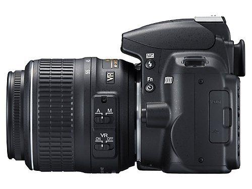 Nikon D3000 10.2MP Digital SLR Camera2