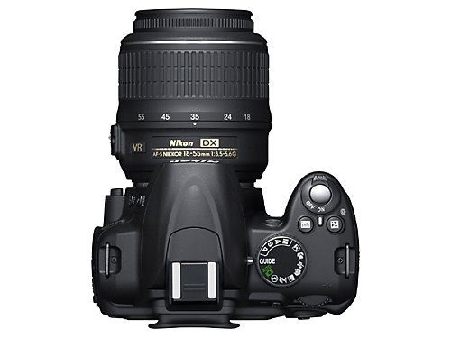 Nikon D3000 10.2MP Digital SLR Camera3