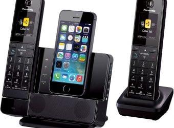 Panasonic KX-PRL262B Link2Cell Phone 2