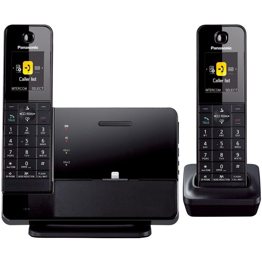 Panasonic KX-PRL262B Link2Cell Phone