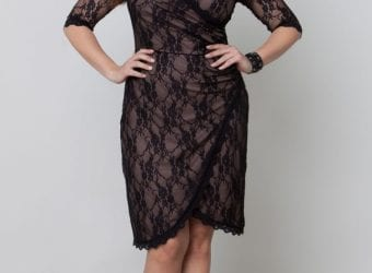 Plus Size Party Dresses for New Year's Eve