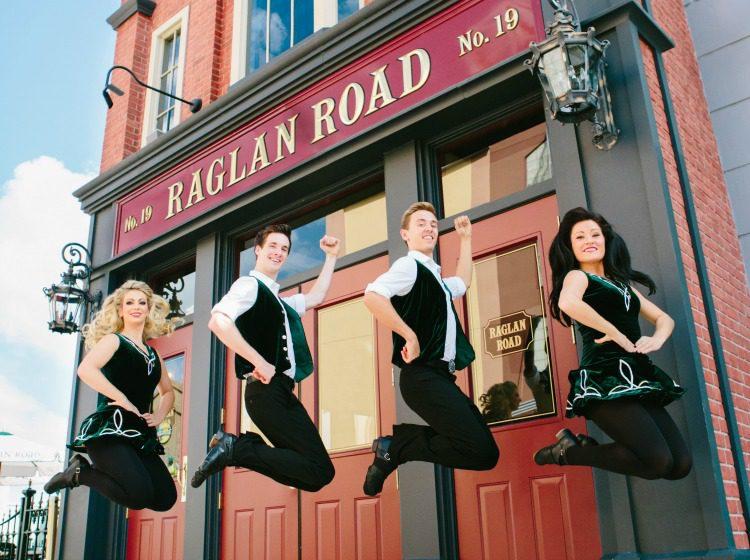 Raglan Road Irish Pub Disney World Epcot
