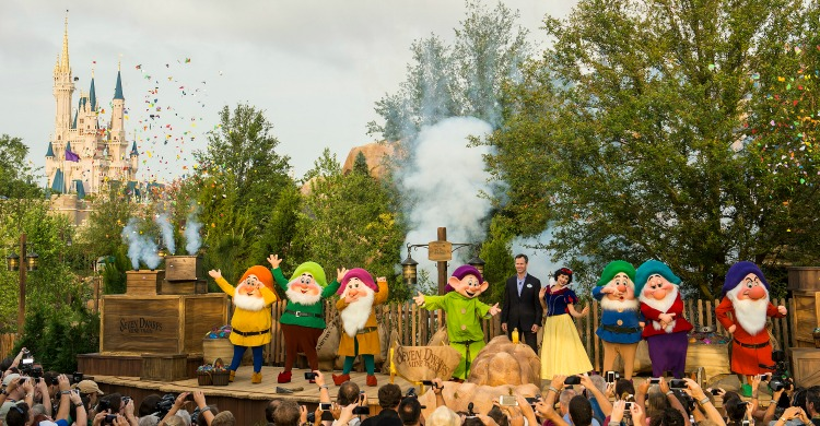 Seven Dwarfs Mine Train 3