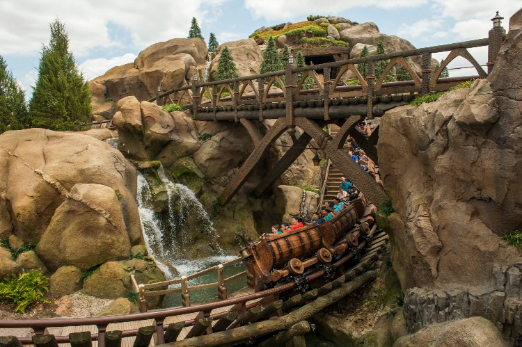 Seven Dwarfs Mine Train 7