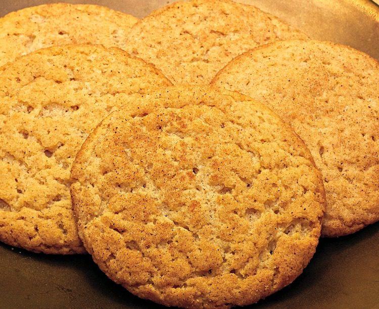 Snickerdoodles Cookie Recipe
