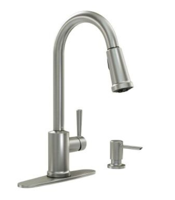 Squeaky Clean Faucet