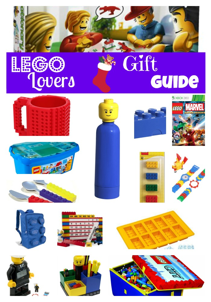 lego lovers gift guide collage 3