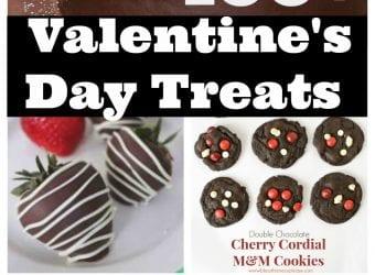 100+ Valentine's Day Treats