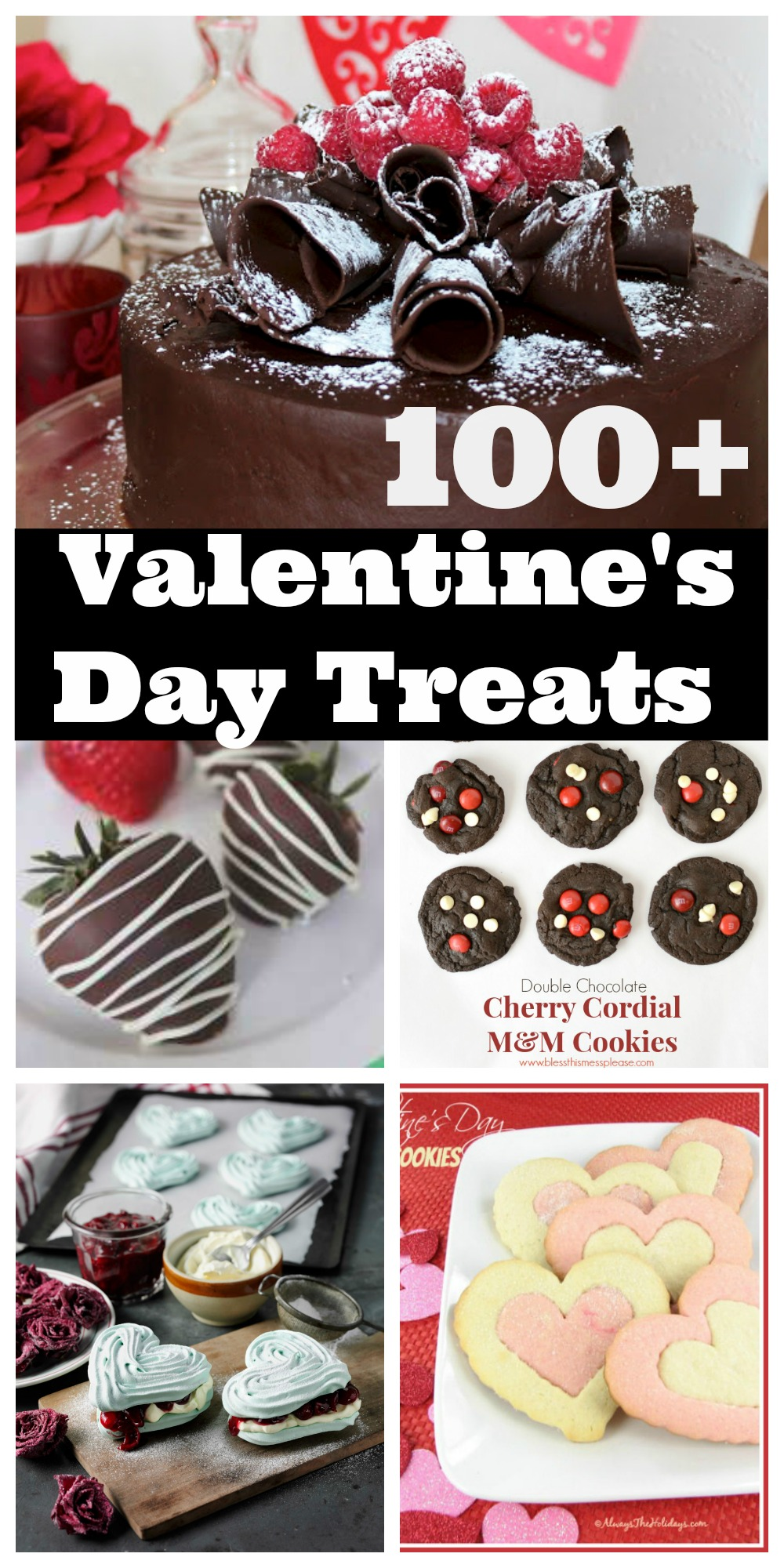 100+ Valentine's Day Treats
