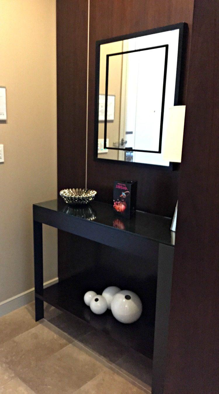 ARIA Hotel & Sky Suites in Las Vegas - ARIA Sky Suites Foyer