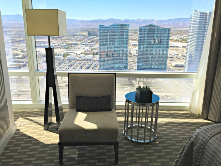 ARIA Sky Suites Sitting Area