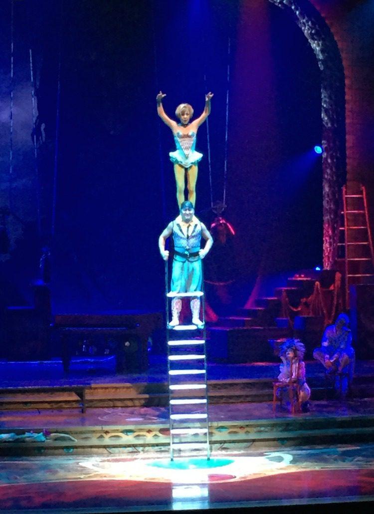 Cirque du Soleil Zarkana ARIA 1 #HowWeVegas