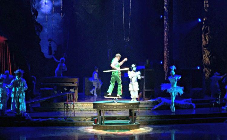 Cirque du Soleil Zarkana ARIA #HowWeVegas