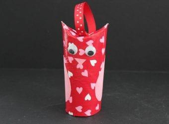 DIY Valentine Owls 10