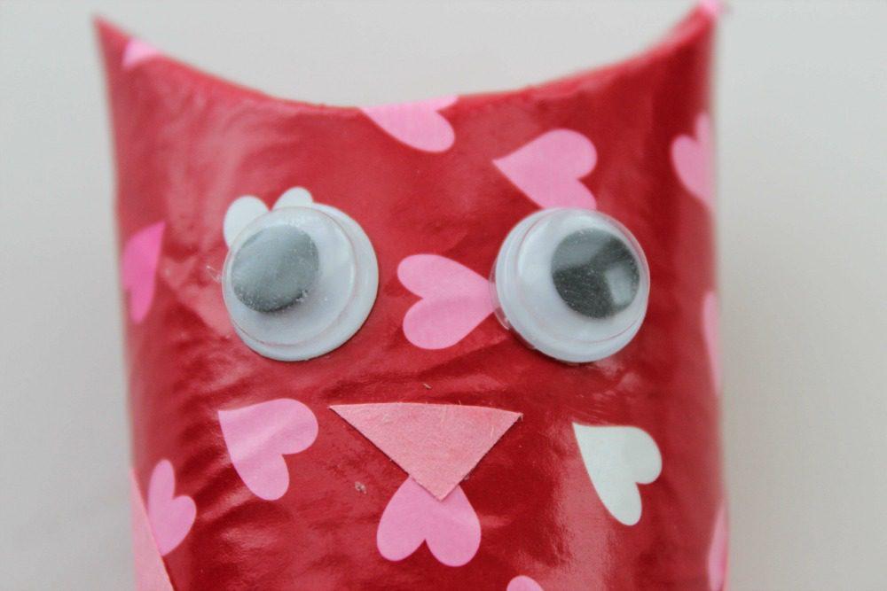 DIY Valentine Owls 5