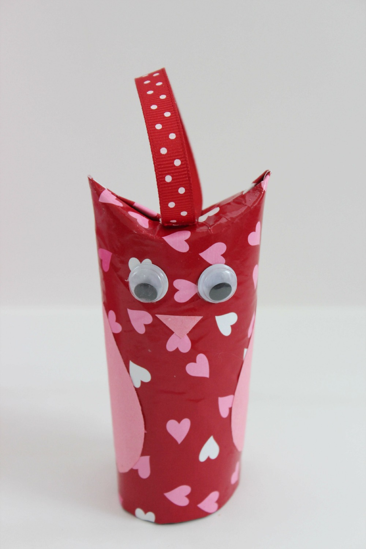 DIY Valentine Owls 7