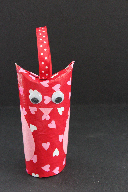 DIY Valentine Owls 8