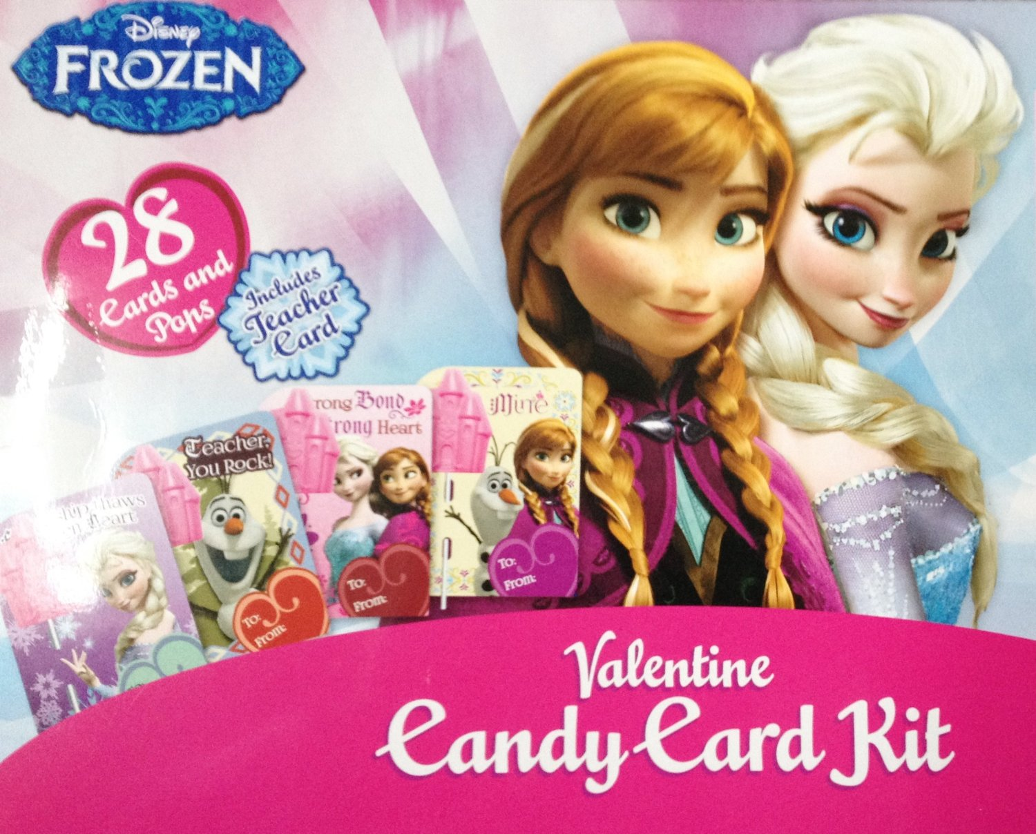 Class Valentines Day Cards for Girls – Valentines Cards for Girls