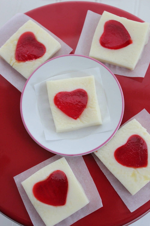 Jell-O Hearts