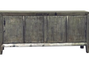 One Kings Lane Isadora 71″ Rustic Sideboard, Gray – $1,799.00 Rustic Decor