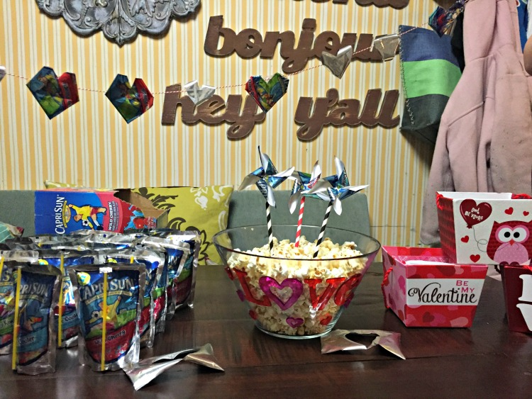 Capri Sun Valentine's Day Party 43
