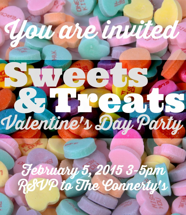 Capri Sun Valentine's Day Sweets & Treats Party