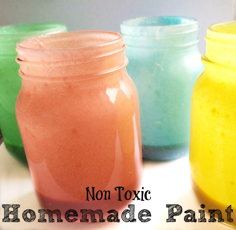 Homemade Paint Recipe 4