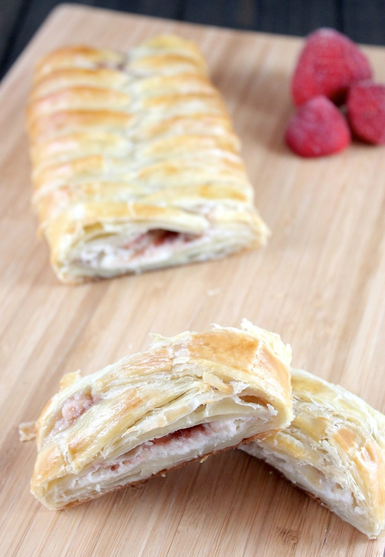 Strawberry Cheesecake Danish 2