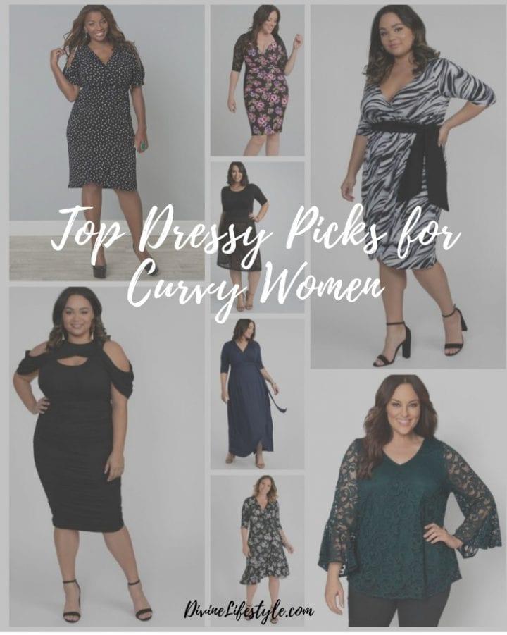 Top Dressy Picks for Curvy Women