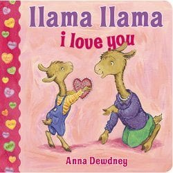 Valentine's Day Books Llama Llama I Love You Price- $5.09