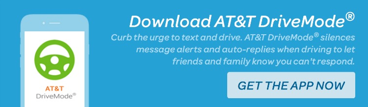 AT&T DriveMode App It Can Wait 2