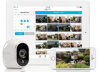Arlo Smart Home Security System Cameras 5