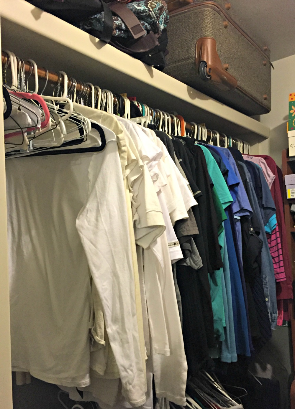 Closet Cleaning 5
