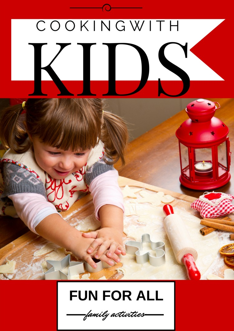 Cooking with Kids in the Kitchen 2