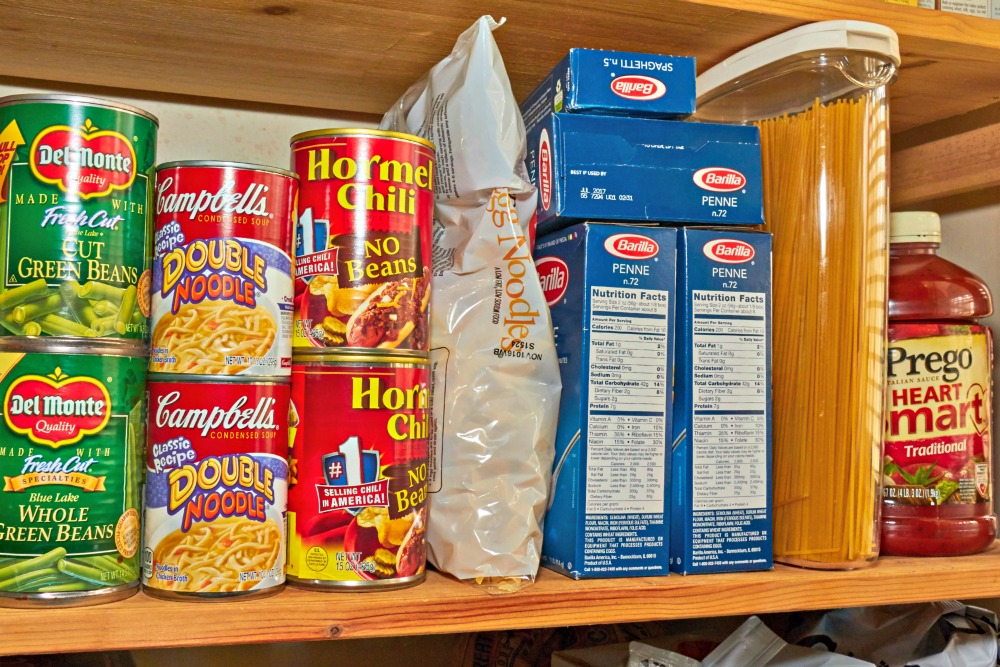Coupons.com Pantry Purge Pasta