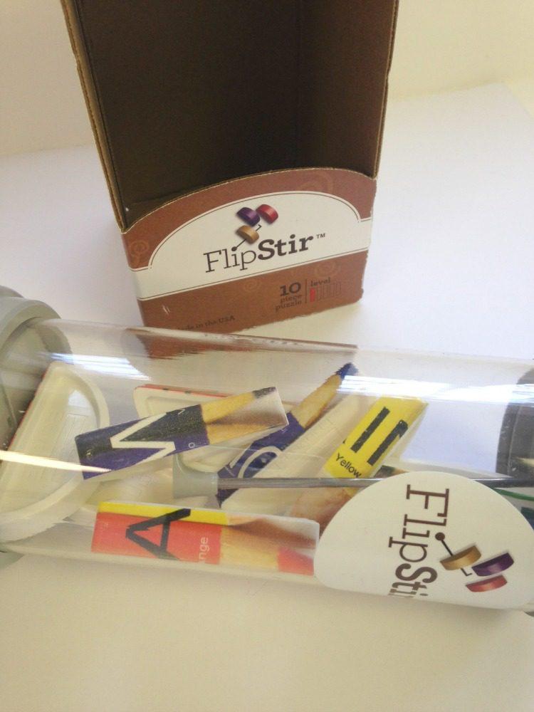 FlipStir Puzzle 2
