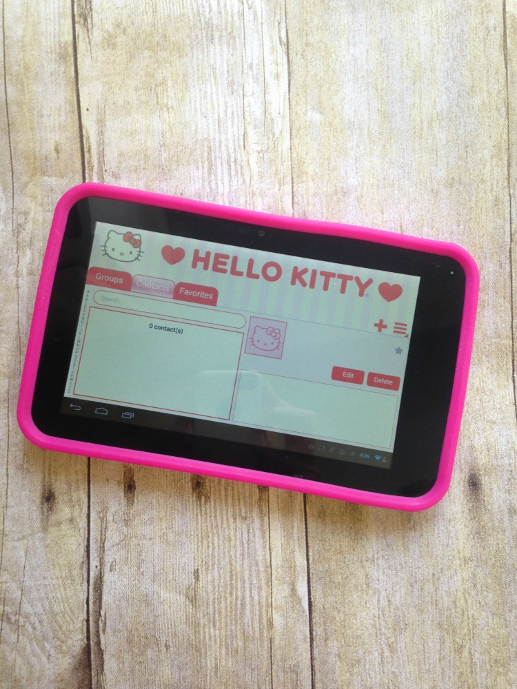 Hello Kitty Camelio 2 Tablet System 1
