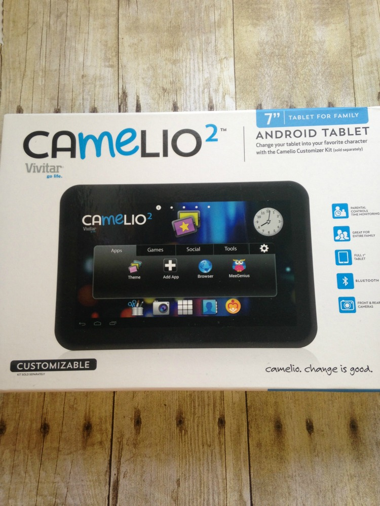 Hello Kitty Camelio 2 Tablet System 3