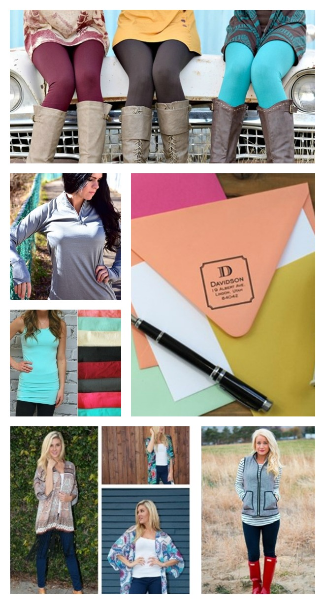 Jane Daily Boutique collage