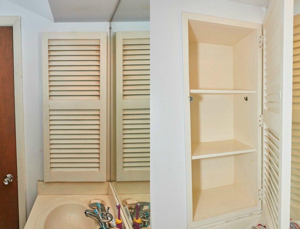 Medicine Cabinet Makeover 3