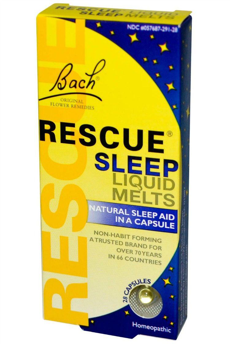 RESCUE Sleep Liquid Melts