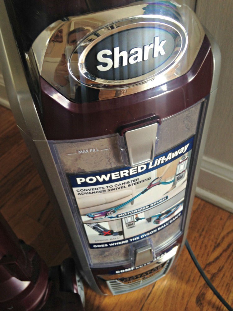 Shark Rotator Lift Away Vacuum 4