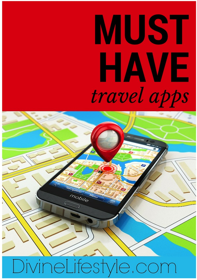 Travel Apps Must Have