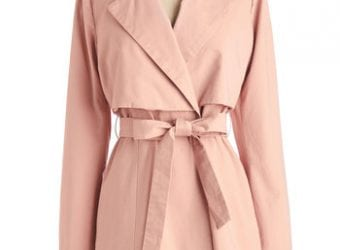 Trench Coat ModCloth Spring