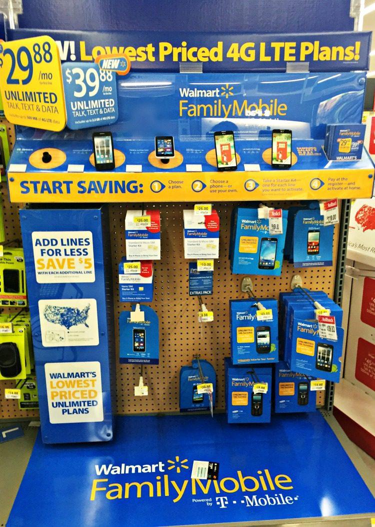 Walmart Family Mobile 1