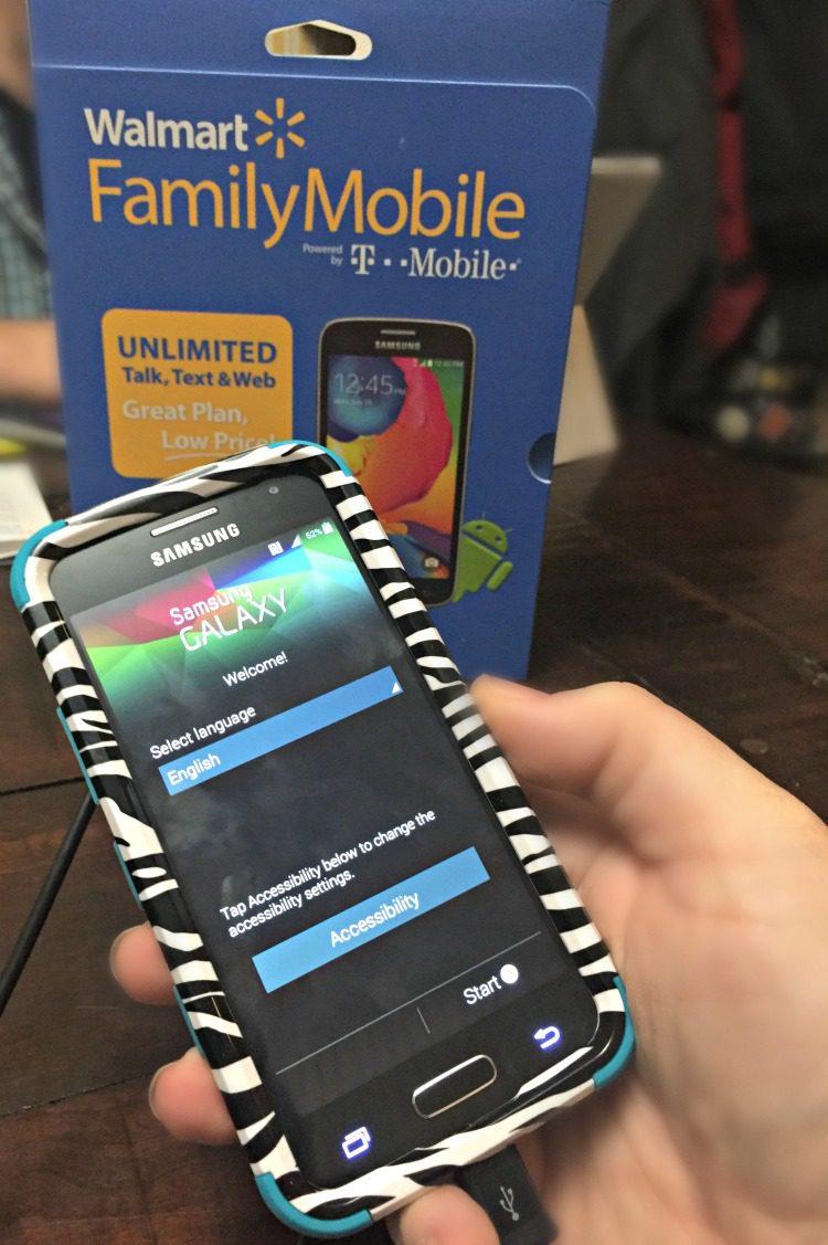 Walmart Family Mobile 10