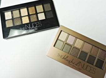 Blusing Nudes Mabelline