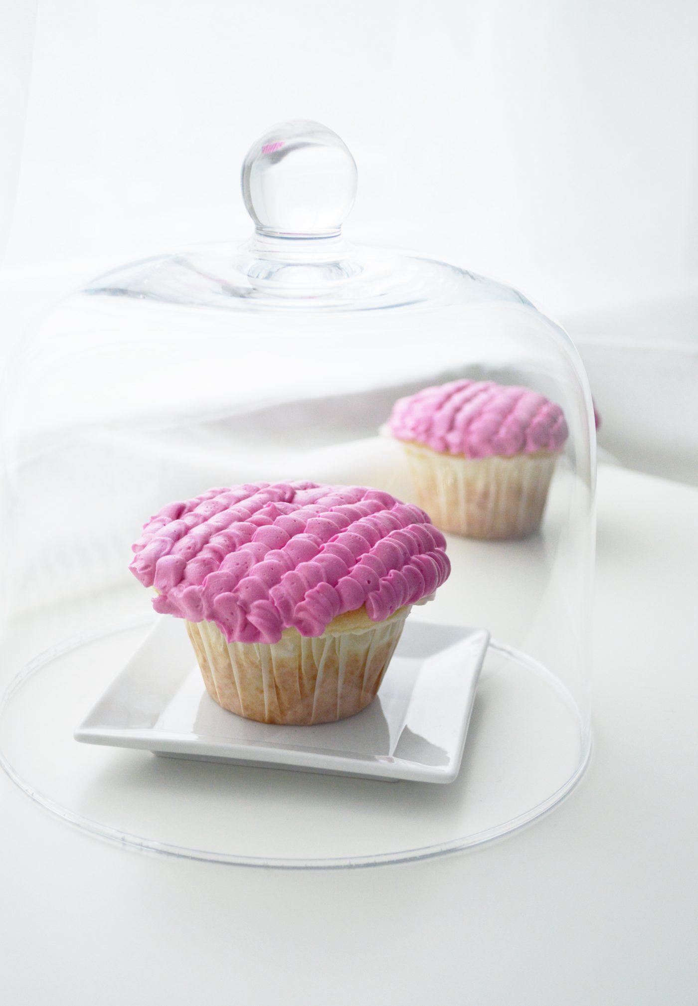 Easy Raspberry Cupcakes