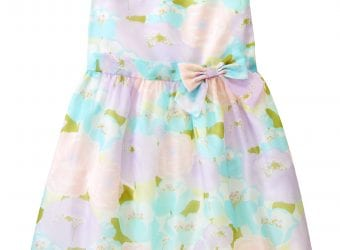 Spring Party Style for Girls from Gymboree Floral Organza Dress 24.98