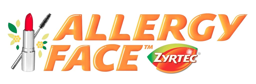 Zyrtec Allergy Face Logo - Vector File